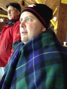 Jim at Rink